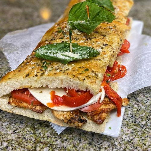 Fine Italian Food made fresh daily at D'Cocco's Pizza