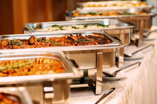 Catering services from D'Coccos